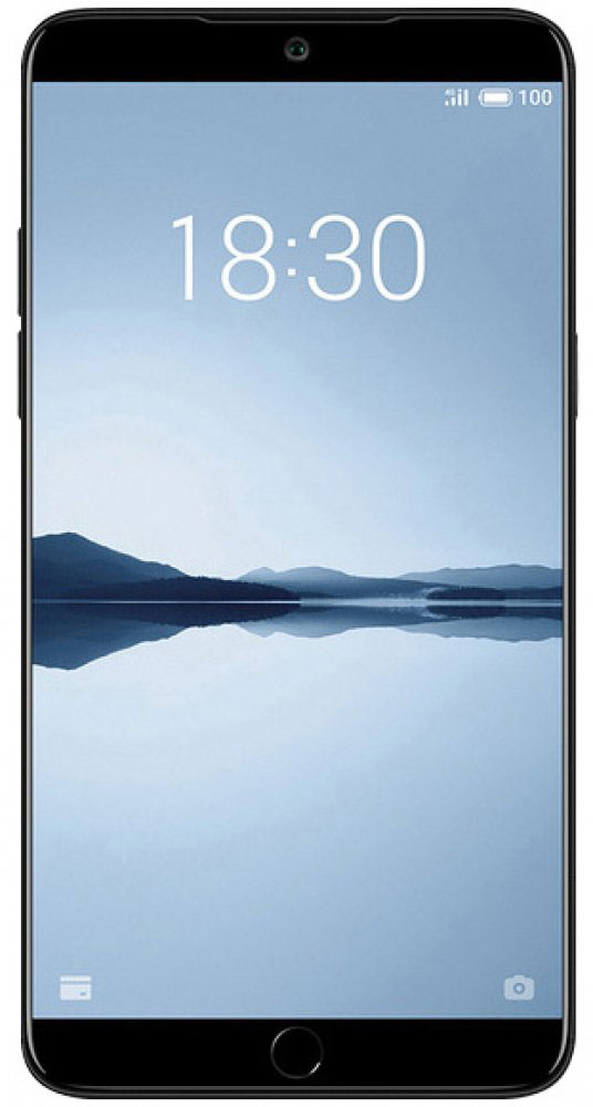 Смартфон Meizu 15 Plus 6/64GB black tongtai 30069