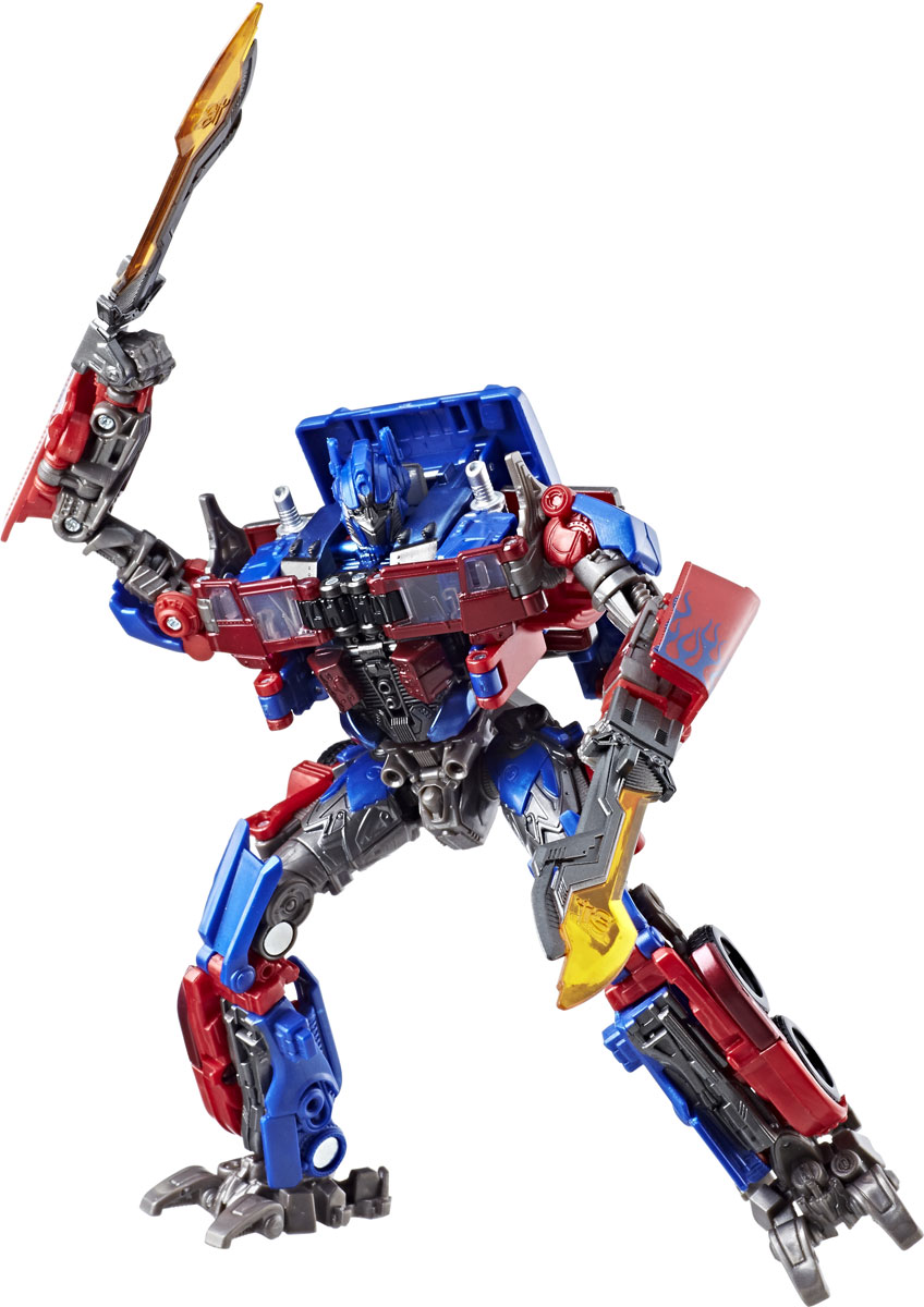 Transformers Игрушка трансформер Коллекционный 16 см Optimus Prime трансформер transformers cyberverse optimus prime e1885 e2067