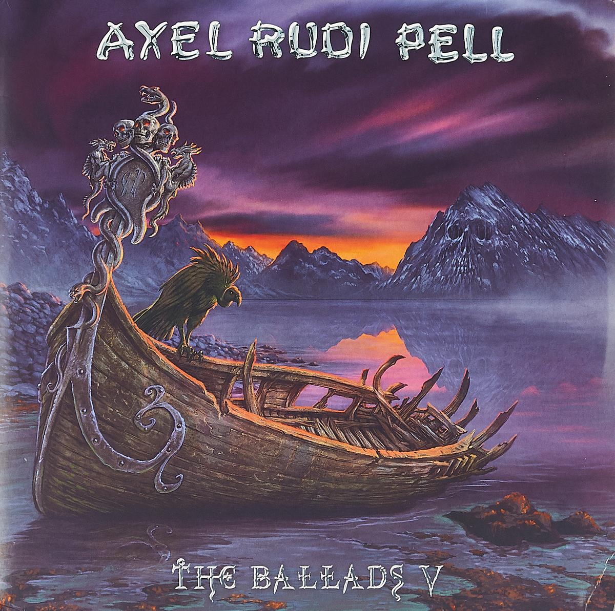 Аксель Руди Пелл Axel Rudi Pell. The Ballads V (2 LP + CD)