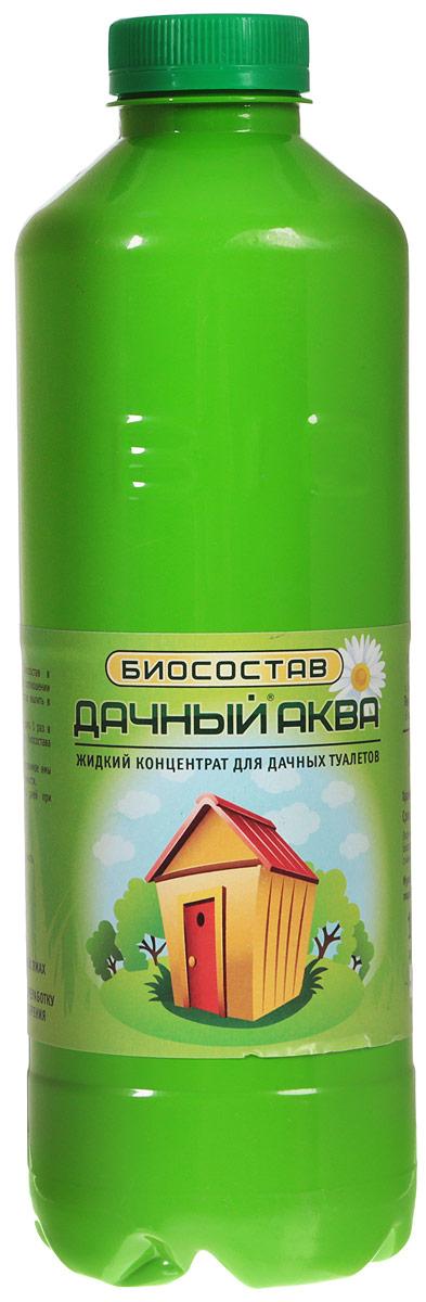 Средство для дачных туалетов и выгребных ям Дачный-Аква, 1 л