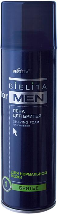 Белита Пенка для бритья для нормальной кожи, 250 мл белита пенка ромашковая для умывания 250 мл