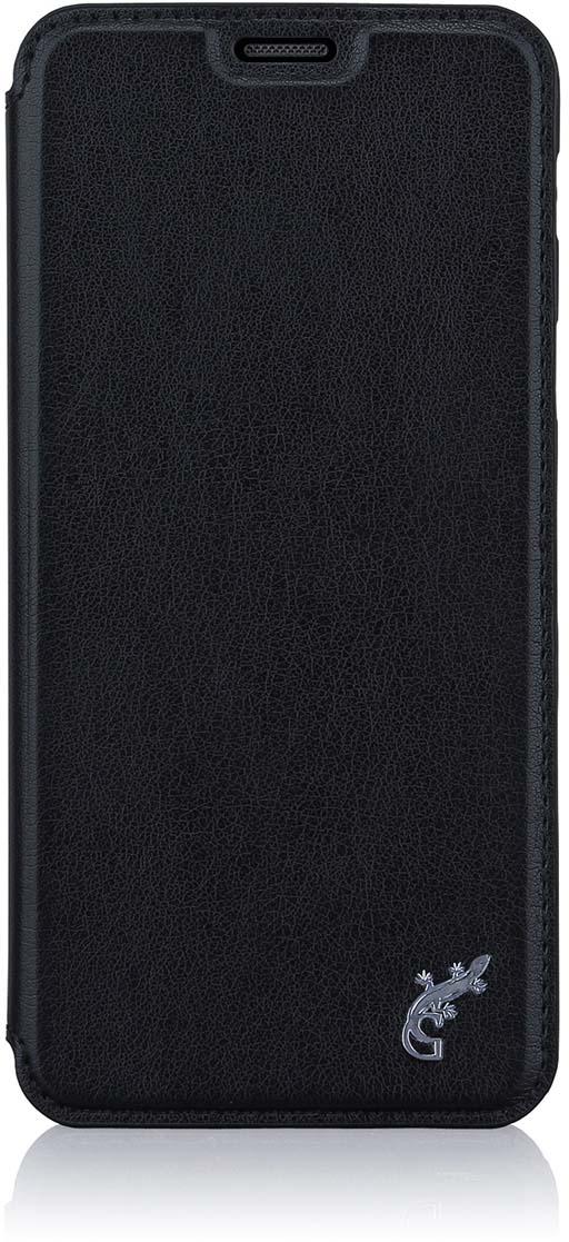 Чехол G-Case Slim Premium для Samsung Galaxy A6+ (2018) черный аксессуар чехол для samsung galaxy a6 plus 2018 neypo premium blue nsb4526