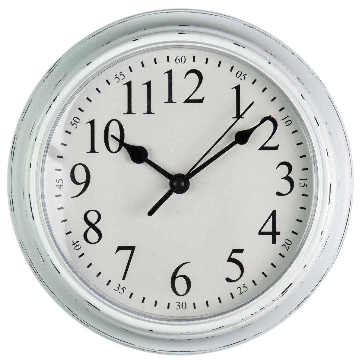 Часы настенные Miralight, 22,6 x 22,6 см. MC-3622AW meinl mc pts 12 x 12