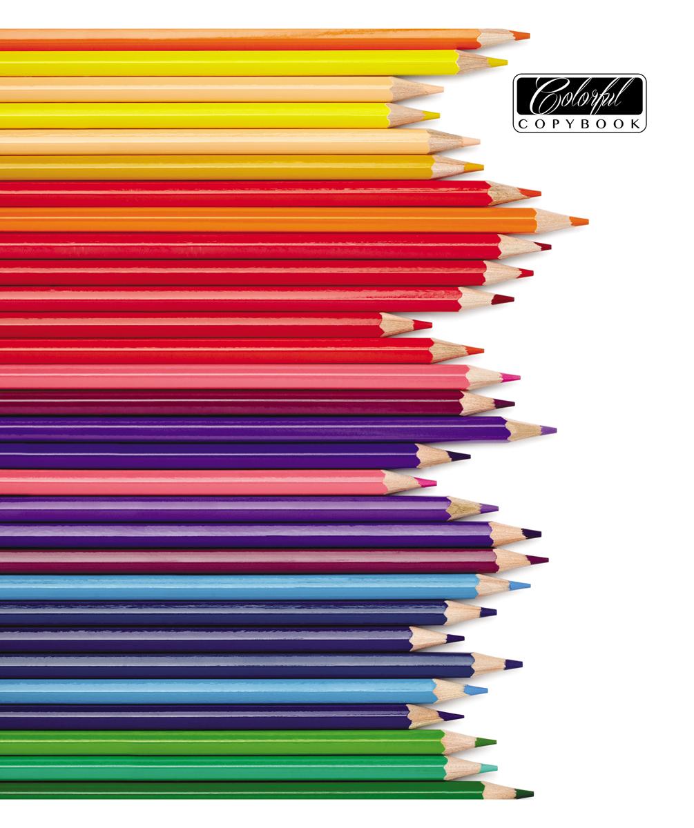 Тетрадь Magic Lines Яркие полоски, цвет: разноцветный, 96 листов в клетку тетрадь magic lines яркие полоски цвет разноцветный 96 листов в клетку