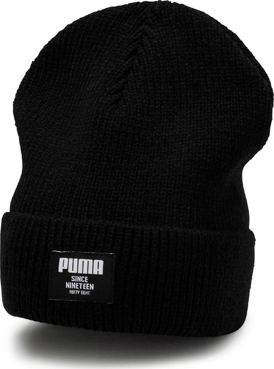 Фото - Шапка PUMA Ribbed Classic Beanie open shoulder ribbed tshirt