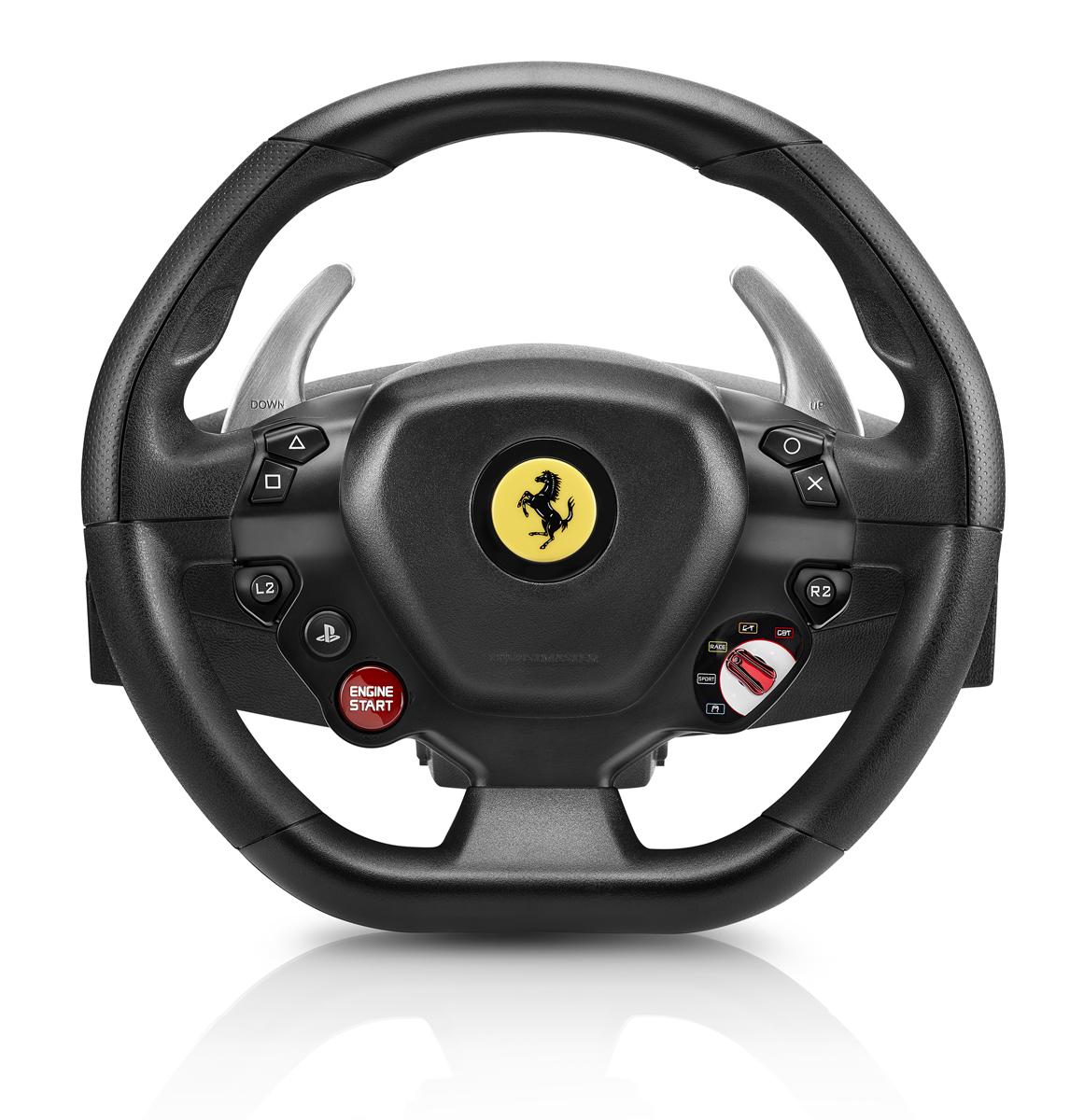 Thrustmaster T80 Ferrari 488 GTB Edition руль для PS4/PC цена