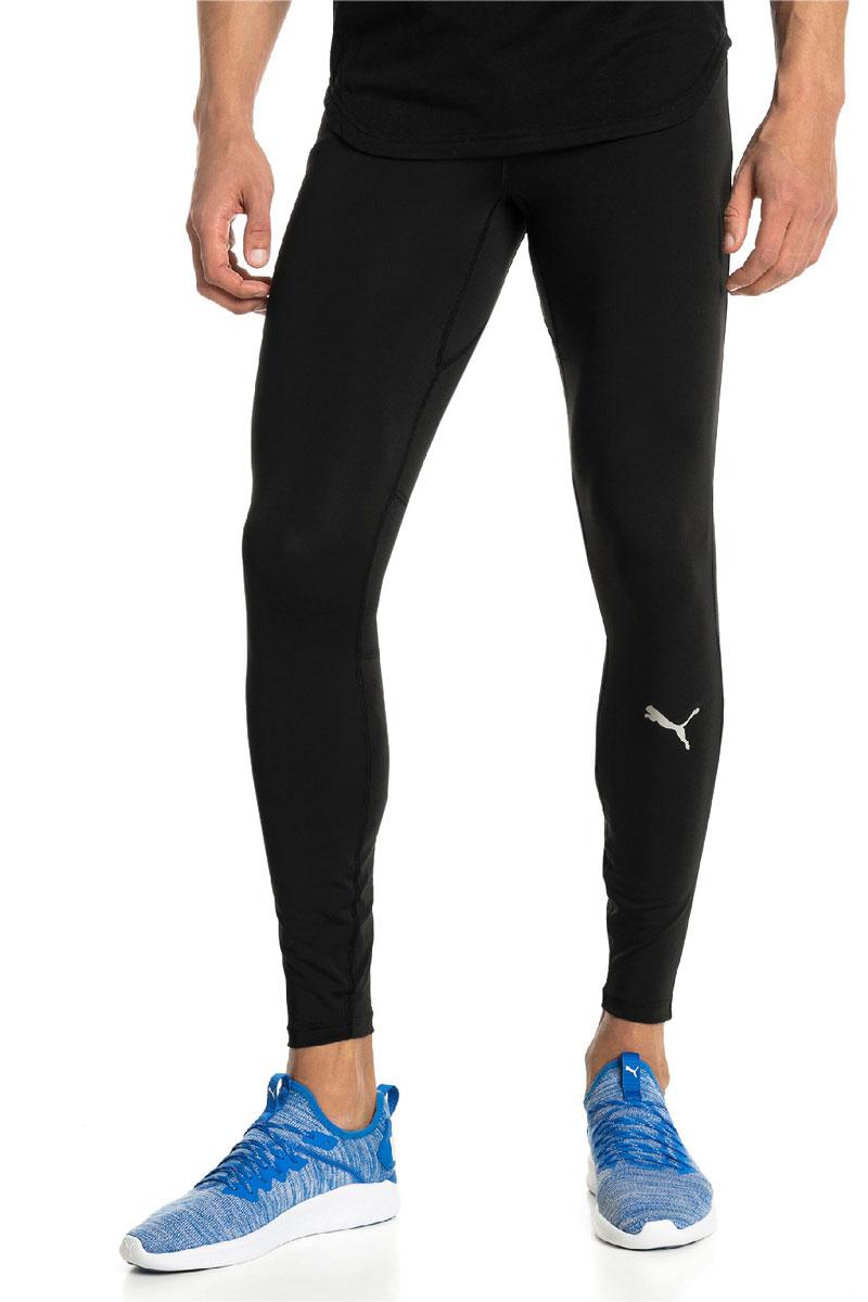 Тайтсы PUMA Ignite Long Tight шорты женские puma ignite short tight w цвет черный 51668403 размер l 46 48
