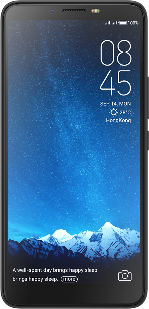 лучшая цена Смартфон Tecno Camon X 3/32GB, черный