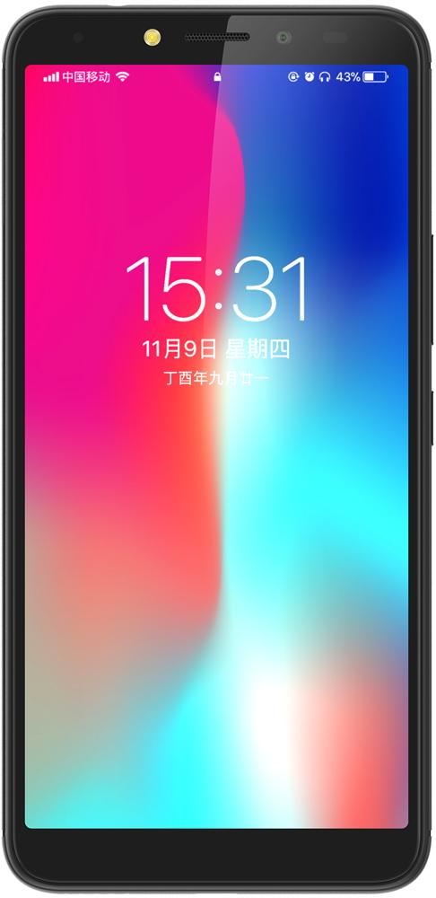Смартфон Tecno LA7 2/16GB, черный