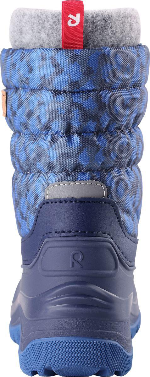 Ботинки детские Reima Ivalo, цвет: синий. 5693296983. Размер 34
