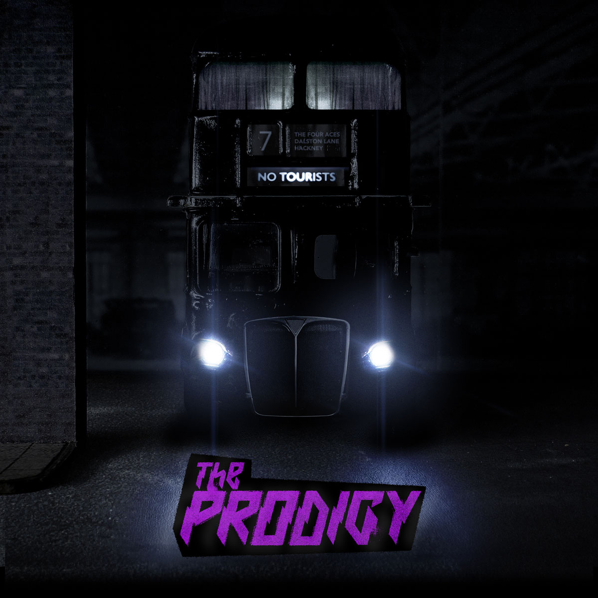 The Prodigy The Prodigy. No Tourists (2 LP) prodigy prodigy no tourists 2 lp