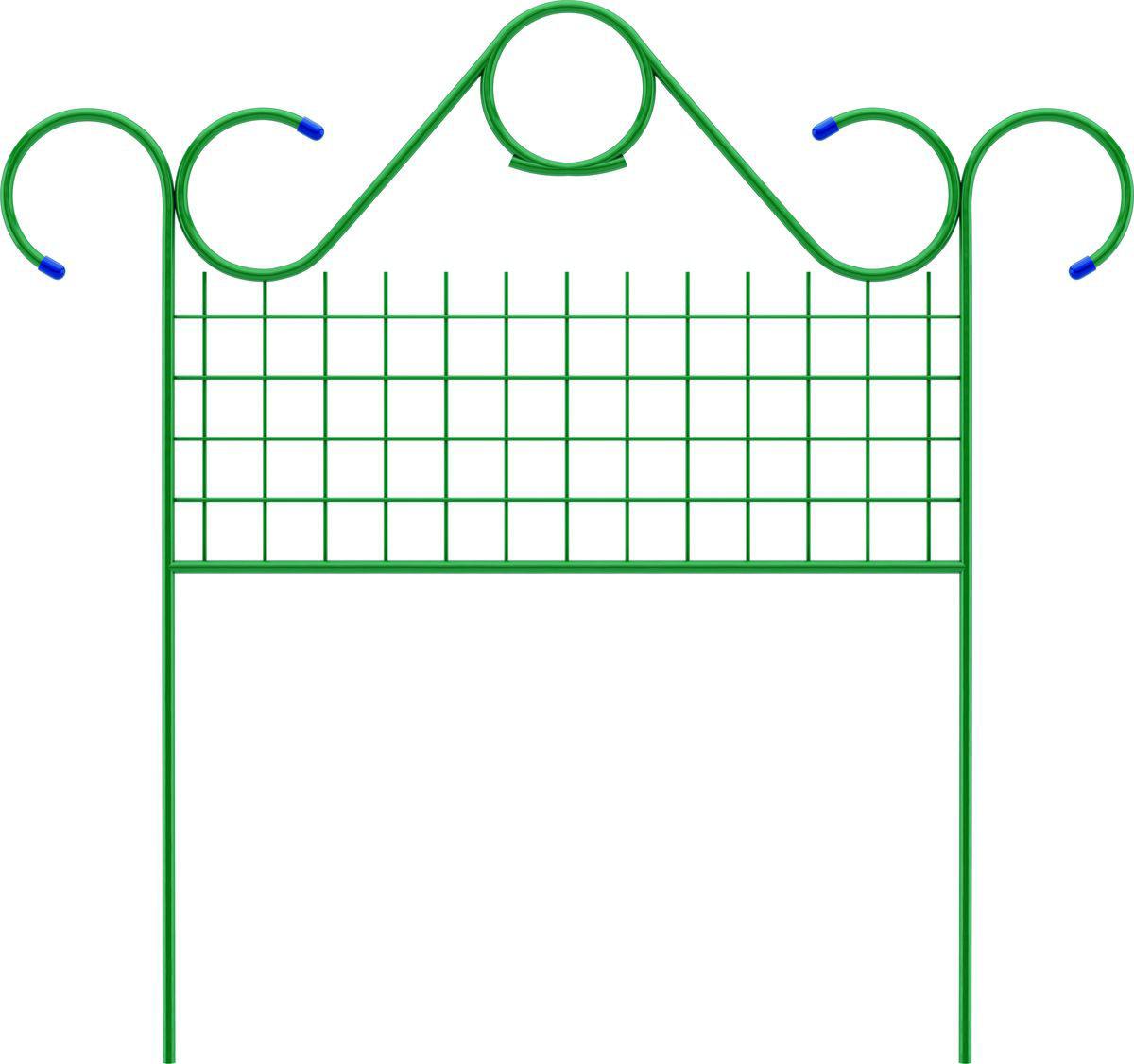 """Забор садово-парковый """"Классический"""", 0,7 х 0,9 м"""