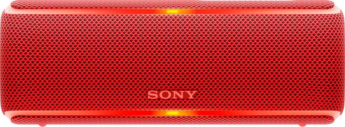 Sony SRSXB21, Red беспроводная акустическая система цена