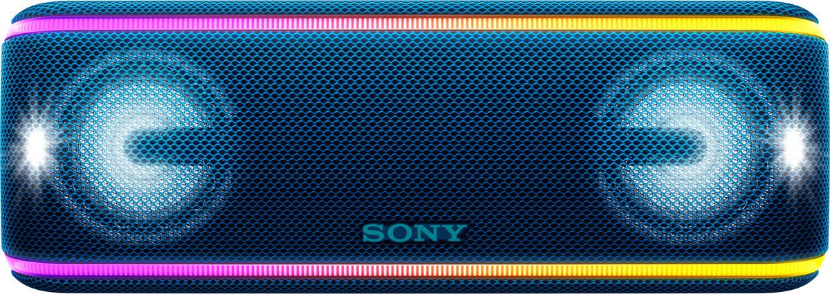 Sony SRSXB41, Blue беспроводная акустическая система цена