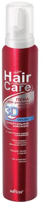 """Витэкс Лак для волос Maxi объем Сверхсильной фиксации """"Hair Care Professional"""", 300 мл"""