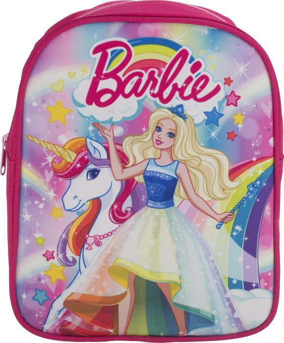 Barbie Рюкзак дошкольный цвет розовый BRFP-UT1-975s