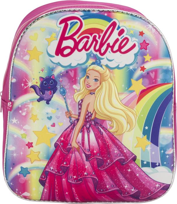 Barbie Рюкзак дошкольный цвет розовый BRFP-UT1-E195