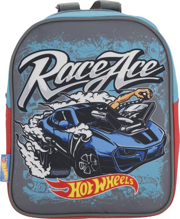 Hot Wheels Рюкзак дошкольный цвет мультиколор HWFP-UT1-975s