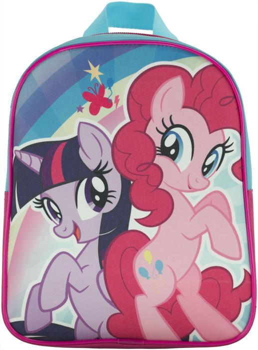 My Little Pony Рюкзак дошкольный цвет розовый голубой MPFP-UT1-975s