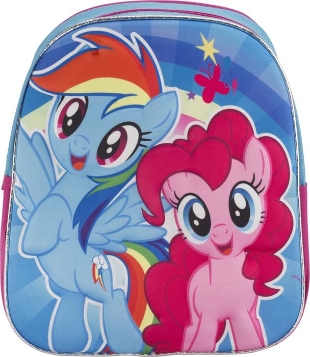 My Little Pony Рюкзак дошкольный цвет розовый голубой MPFP-UT1-E195 цена и фото