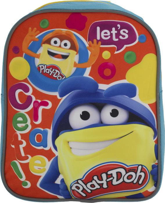 Play-Doh Рюкзак дошкольный цвет желтый голубой PDFP-UT1-975s