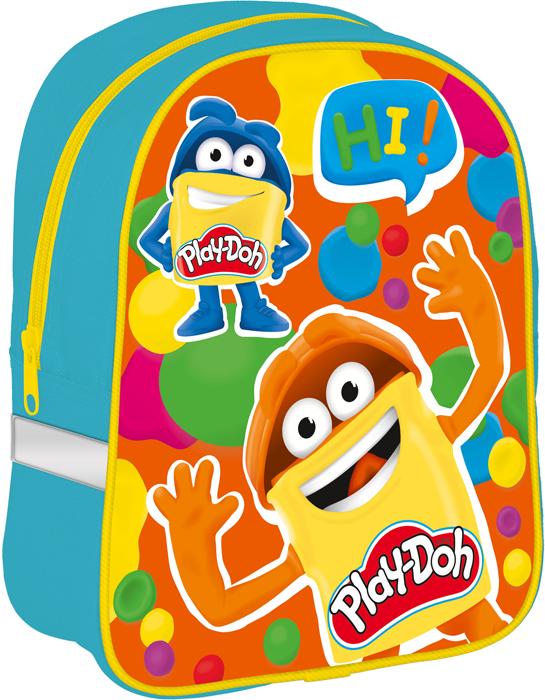 Play-Doh Рюкзак дошкольный цвет мультиколор PDFP-UT1-E195