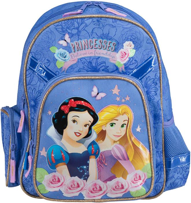 Princess Рюкзак детский цвет голубой PRCB-MT1-9621 сумочка princess цвет розовый prcb ut4 4017