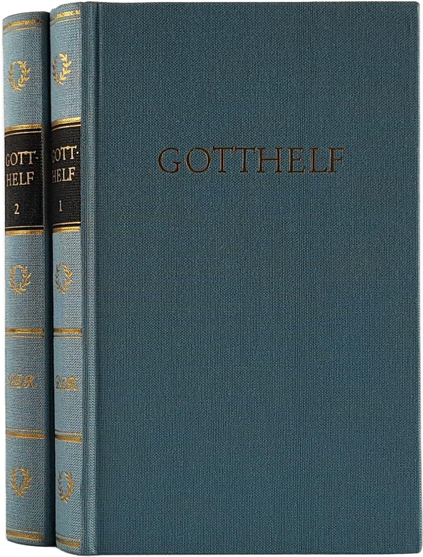 Gotthelf Gotthelf. Произведения в 2-х томах (комплект из 2 книг) никонов в молотов наше дело правое в 2 х томах комплект из 2 х книг в упаковке