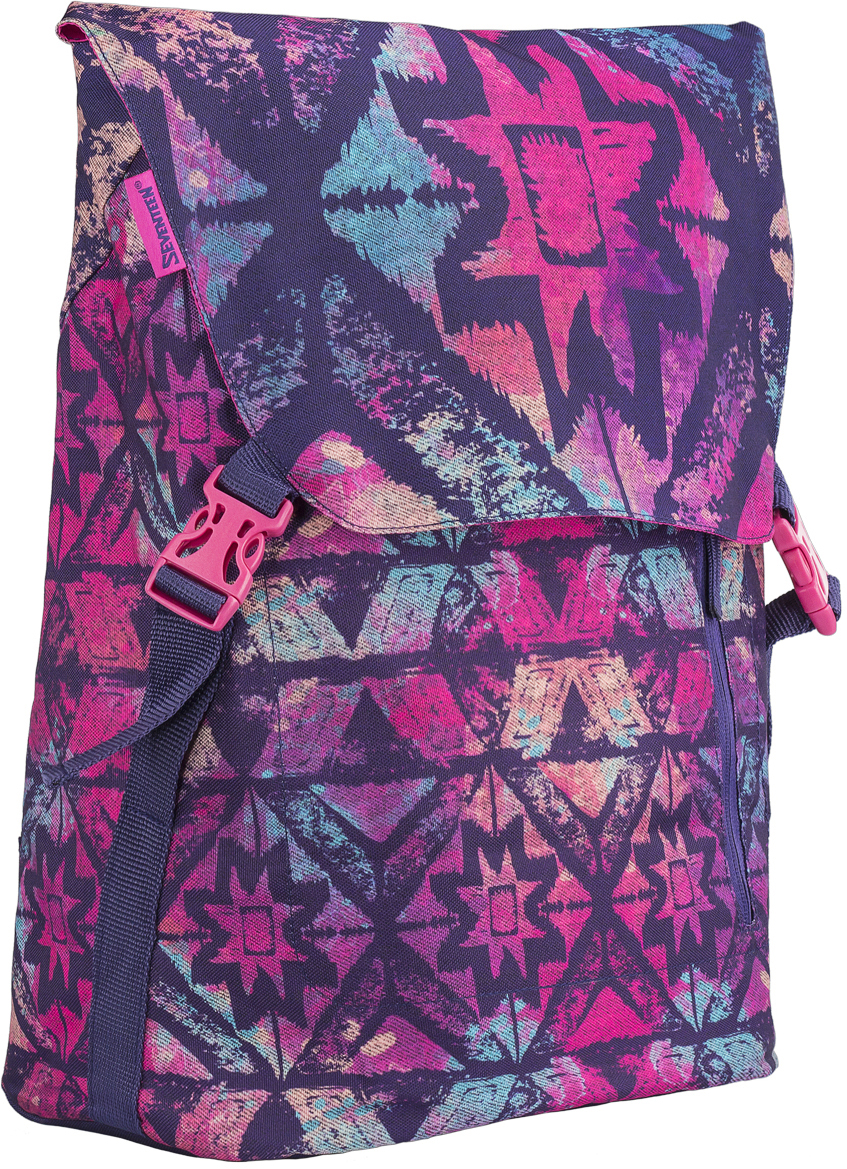 Seventeen Рюкзак детский цвет розовый фиолетовый SVEB-RT1-630 цена и фото