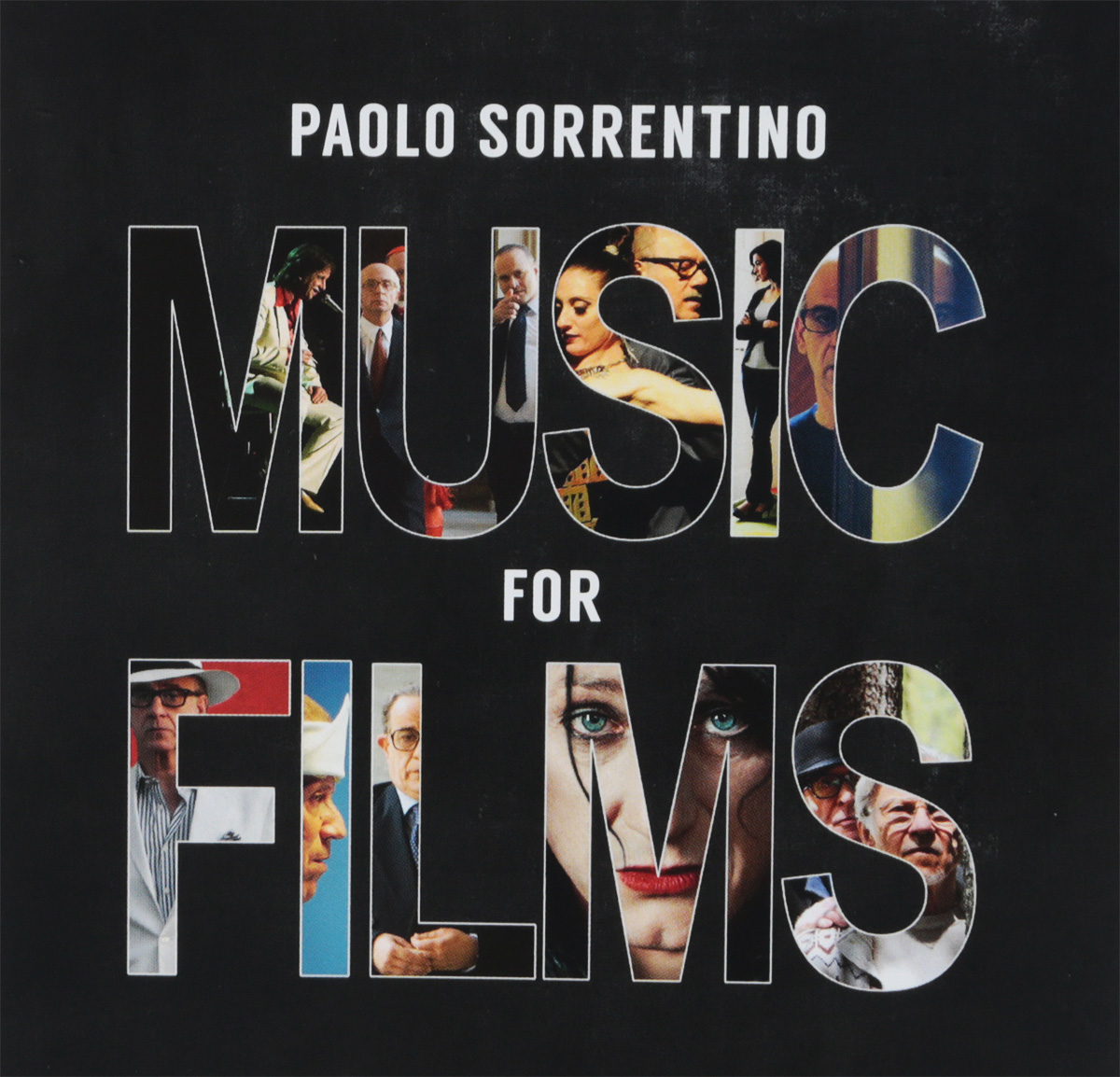 Various Artists Paolo Sorrentino. Music For Films goran bregovic music for films