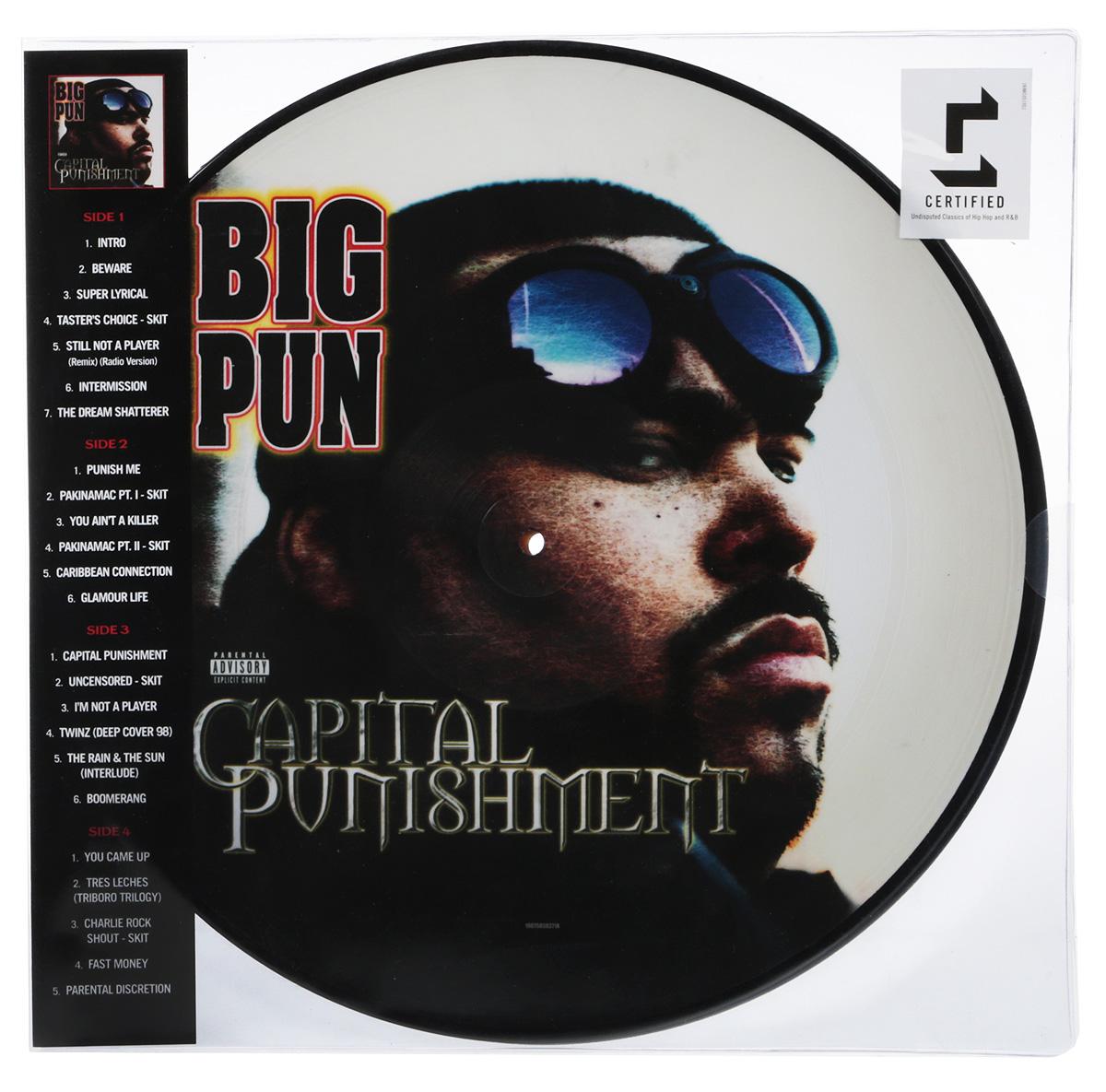 Big Punisher Big Pun. Capital Punishment (20th Anniversary) (2 LP) capital inicial recife