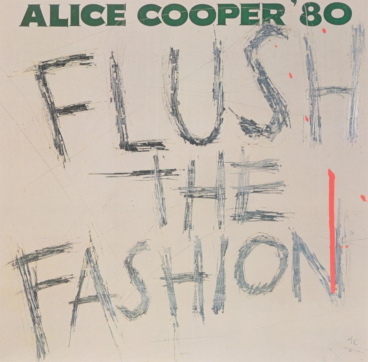 Элис Купер Alice Cooper. Flush The Fashion (LP) элис купер alice cooper killer lp