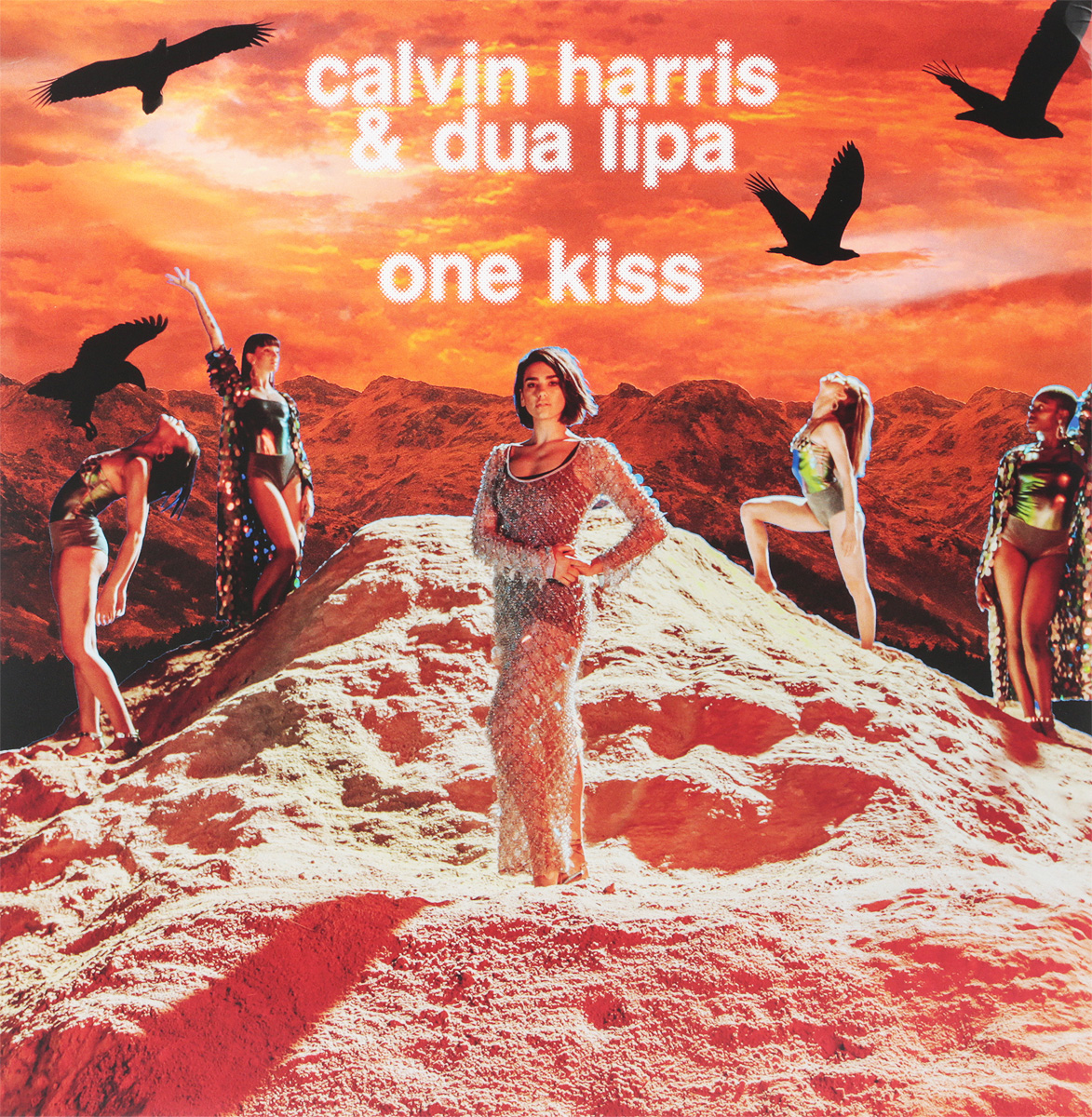 цена на Кельвин Харрис,Дуа Липа Calvin Harris, Dua Lipa. One Kiss (LP)