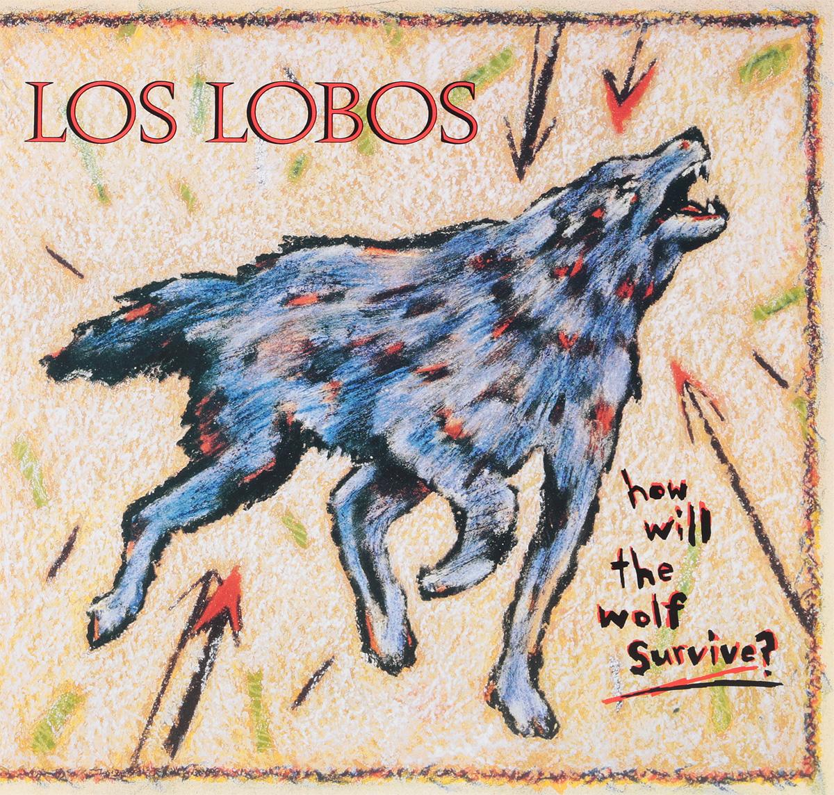 Los Lobos Los Lobos. How Will The Wolf Survive? (LP) ngr los lobos