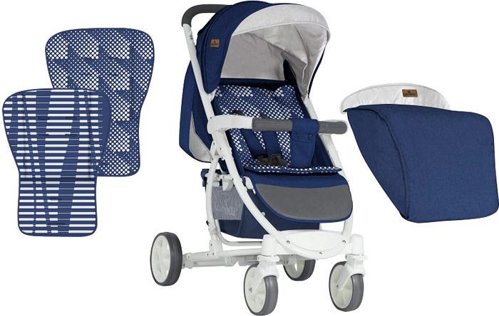 Lorelli Прогулочная коляска S-300 цвет синий