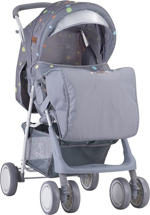 Lorelli Прогулочная коляска Terra Cute Kitten цвет серый