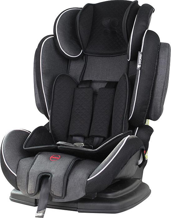 Автокресло Lorelli Magic Premium от 9 до 36 кг, 10070851642, черный