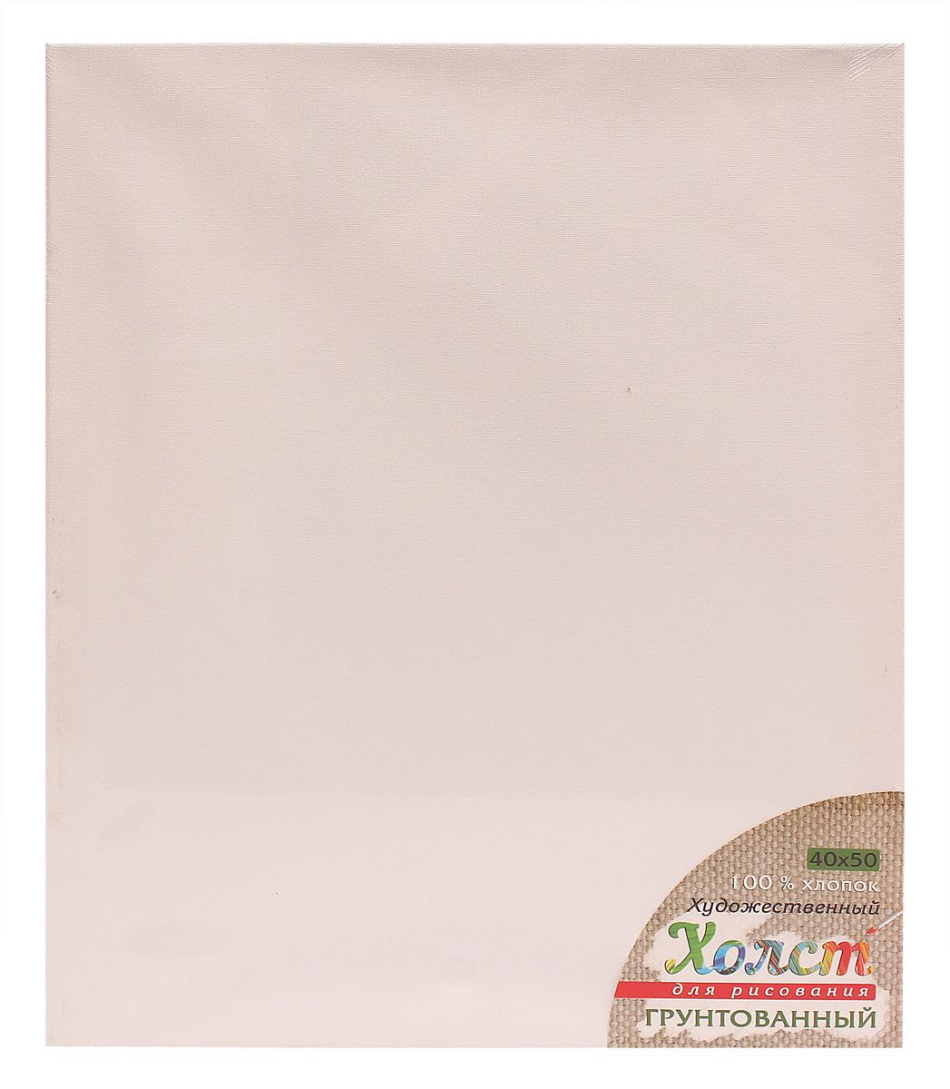 Рыжий Кот Холст для рисования на подрамнике 40 х 50 см