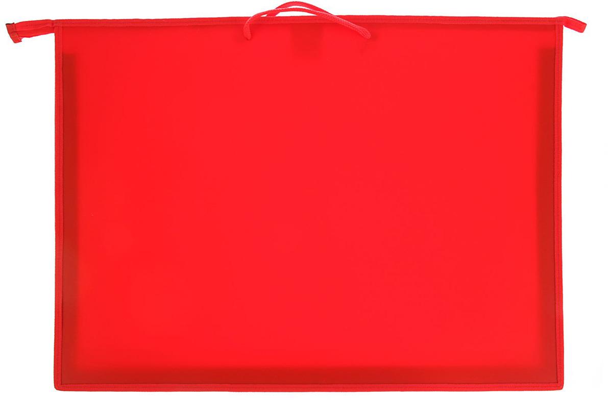 Оникс Папка цвет красный формат A2