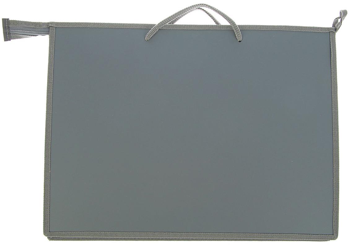Оникс Папка цвет серый формат A3