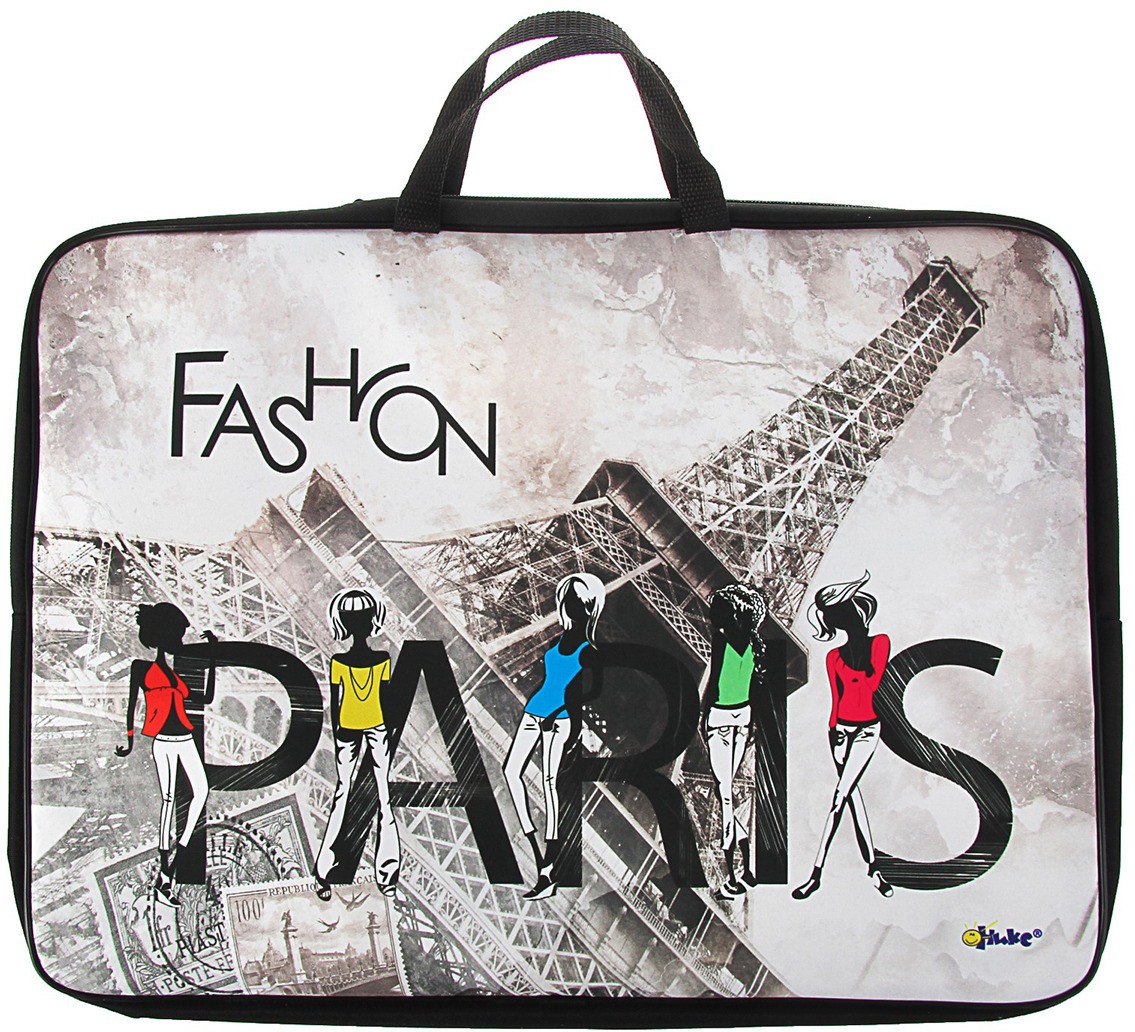Оникс Папка Fashion Paris формат A3 оникс папка i love paris формат a4
