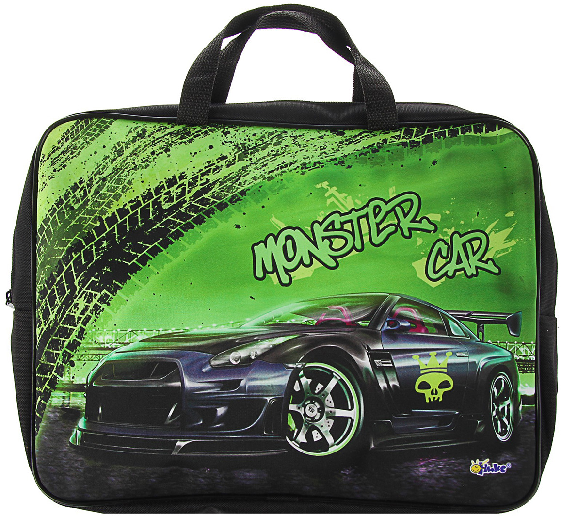 Оникс Папка Monstеr car формат A4