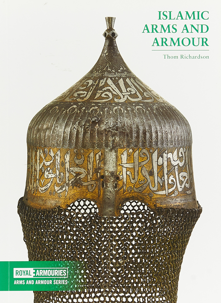 Islamic Arms and Armour in the arms of an angel