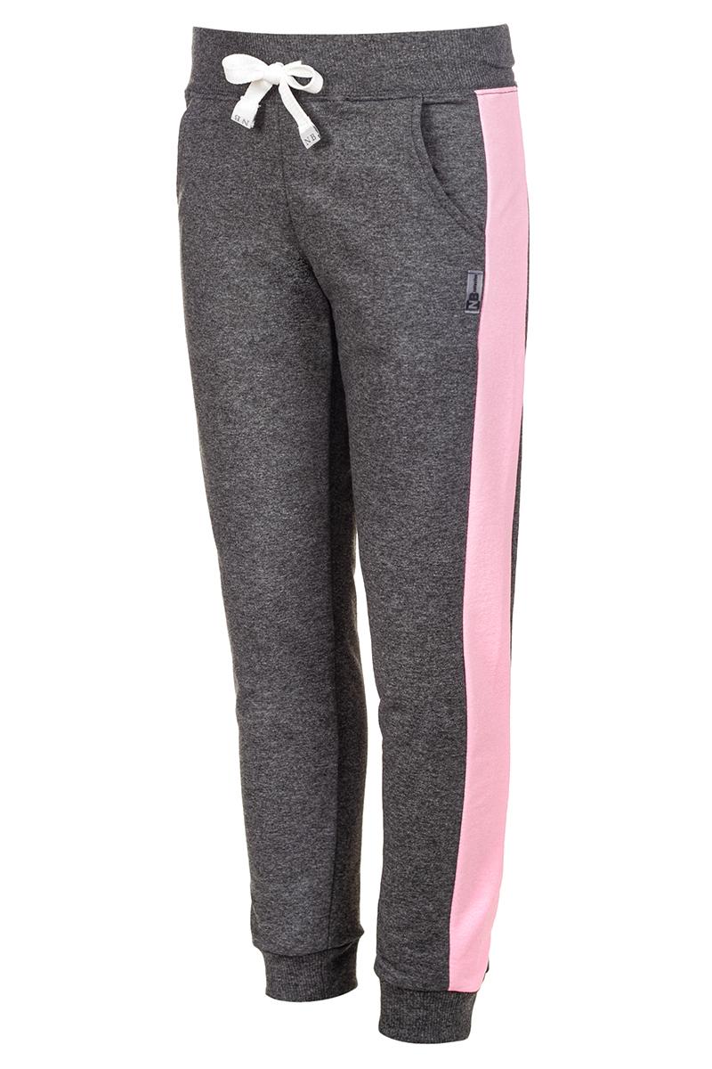 Брюки спортивные Nota Bene брюки для девочки playtoday цвет темно синий розовый белый 182061 размер 104