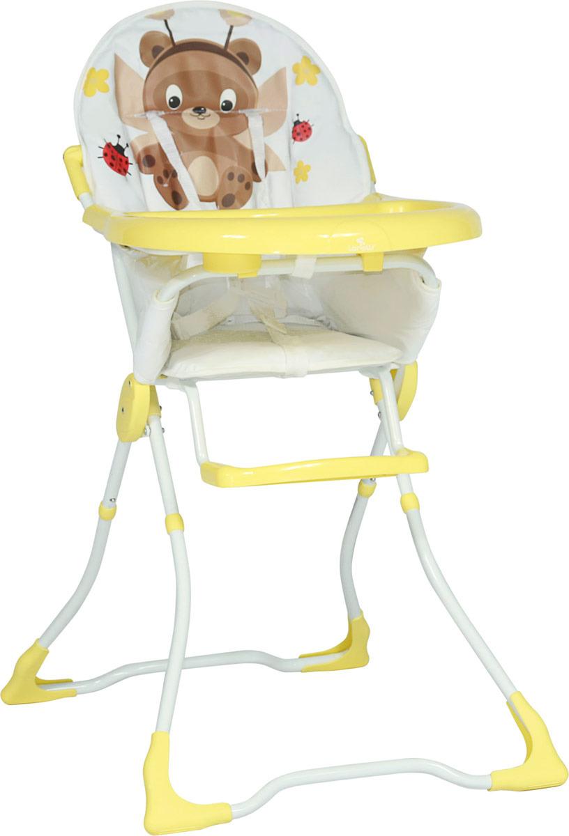Lorelli Стульчик для кормления Marcel Candy Fairy Bear цвет желтый стульчик для кормления lorelli