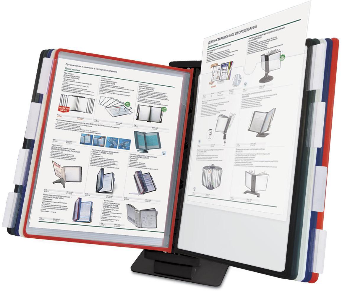Brauberg Демонстрационная система 10 панелей. 236716 демонстрационная система стенд настенная с 10 серыми панелями ф а4 цвет серая