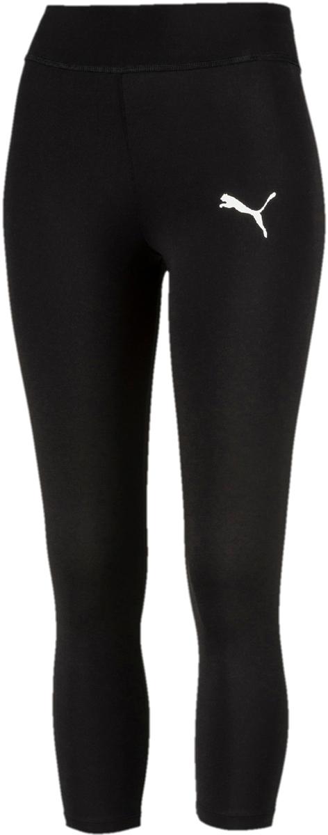 Фото - Леггинсы PUMA Active Leggings active yarn net stitching design gym leggings in black