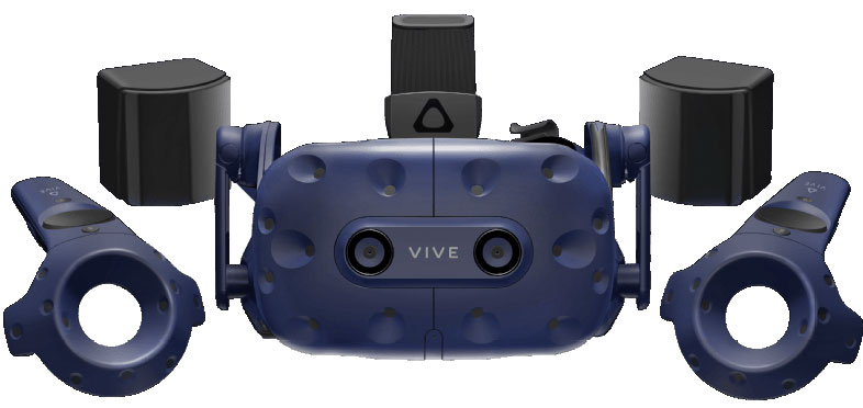 Система виртуальной реальности HTC Vive Pro, Blue настройка htc max