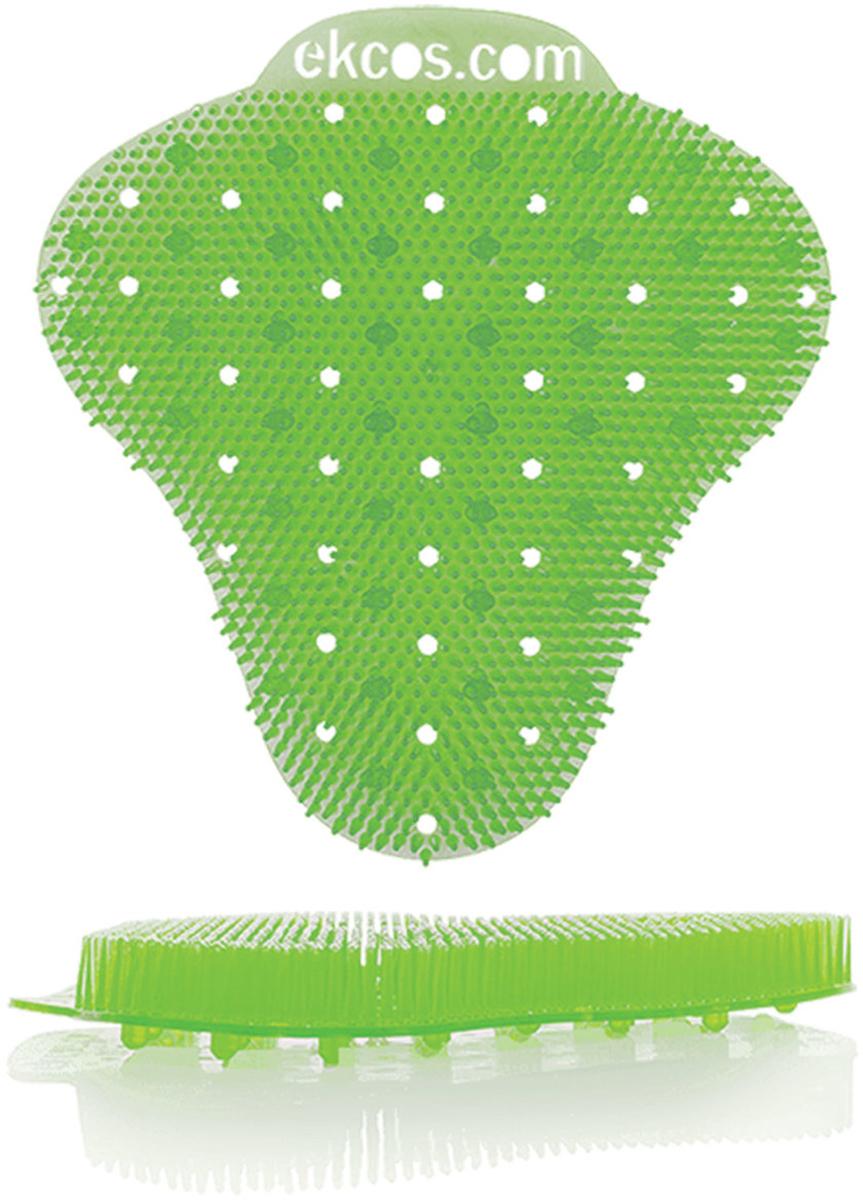 """Коврики-вставки для писсуара Ekcos """"Яблоко"""", цвет: салатовый, 2 шт. 604657"""