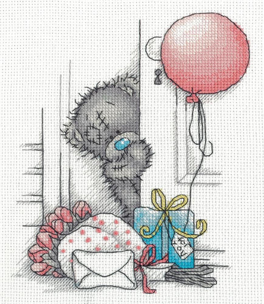 Картинки с днем рождения схемы